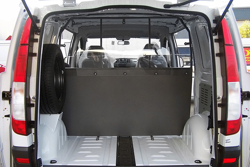OzFit Auto Accessories   Cargo Barriers